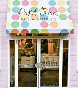Picket Fences Storefront